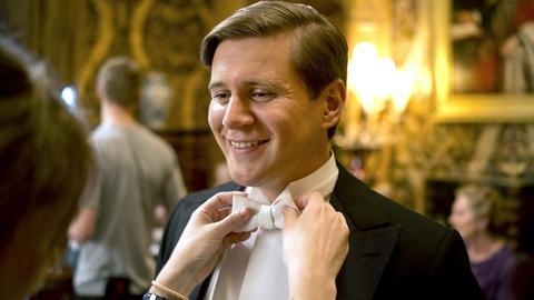Downton Abbey - Masterpiece -- S4: Historian Alastair Bruce on Tom Branson
