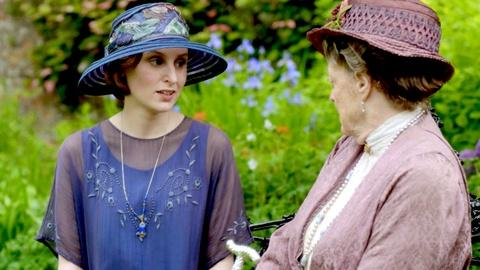 Downton Abbey - Masterpiece -- S4 Ep7: The Cast and Creators on Episode 7