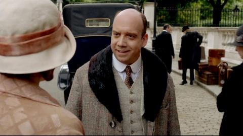 Downton Abbey - Masterpiece -- S4 Ep8: Scene