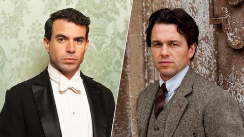 Downton Abbey - Masterpiece -- S4: Stars Choose Gillingham or Blake