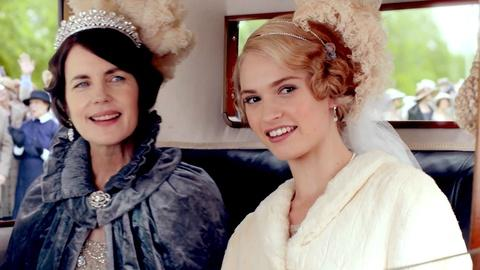 Downton Abbey - Masterpiece -- S4 Ep8: The Cast and Creators on Episode 8