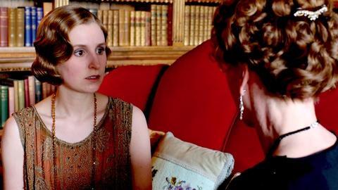 Downton Abbey - Masterpiece -- S4: Historian Alastair Bruce on Edith's Dilemma