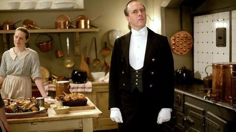 Downton Abbey - Masterpiece -- S4: Unsung Heroes of Downton - Molesley