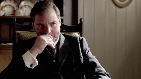 Downton Abbey - Masterpiece -- S4: Is Bates a Murderer?