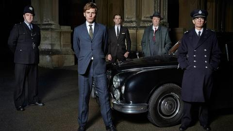 Endeavour -- Endeavour, Season 2 Preview