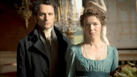 Death Comes to Pemberley -- Preview