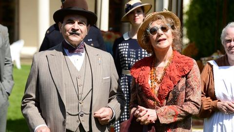 Hercule Poirot -- Preview