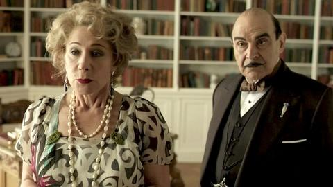 Hercule Poirot - Masterpiece -- S12 Ep3: Scene