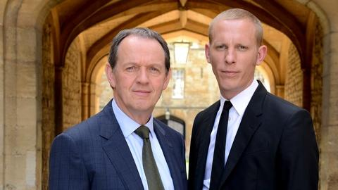Inspector Lewis - Masterpiece -- S7: Preview