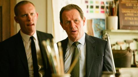 Inspector Lewis - Masterpiece -- S7 Ep3: Preview