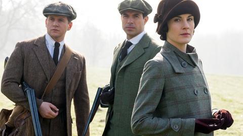 Downton Abbey -- Mary Bringing Sassy Back