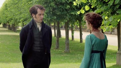 Death Comes to Pemberley -- Playing Austen's Characters