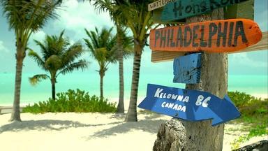 Filming in Turks & Caicos