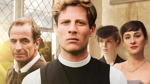 Grantchester - Masterpiece -- S1: Preview