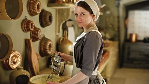 Downton Abbey - Masterpiece -- S5: How to Cook for the Granthams