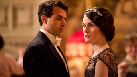 Downton Abbey - Masterpiece -- S4: Recap