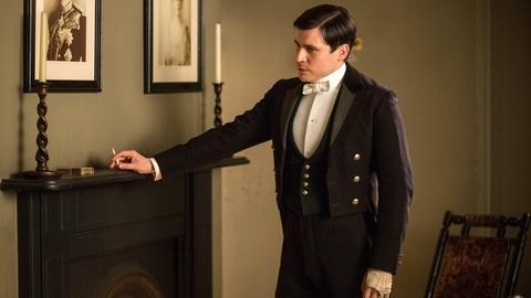 Downton Abbey -- Scene