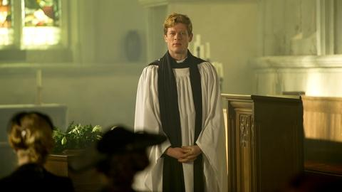 Grantchester - Masterpiece -- S1: The Cast & Producer on Characters