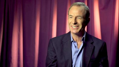 Grantchester - Masterpiece -- S1: Robson Green on Geordie
