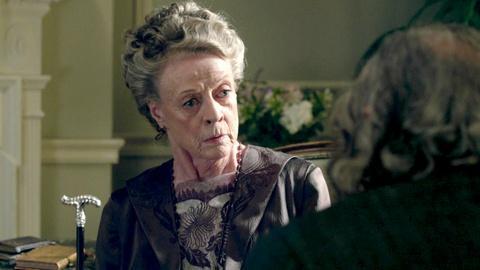 Downton Abbey - Masterpiece -- S5 Ep8: Scene