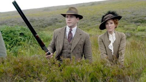 Downton Abbey - Masterpiece -- S5 Ep9: Scene