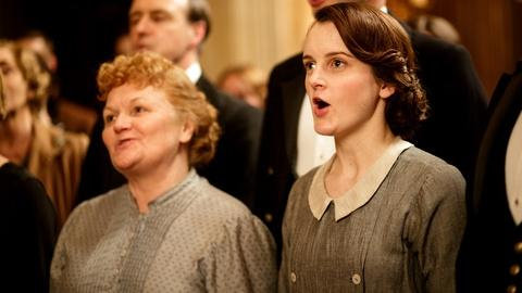 Downton Abbey -- Episode 9