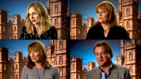 Downton Abbey -- Cast Hopes for Season 6