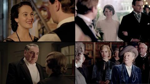 Downton Abbey - Masterpiece -- S6: 50 Most Memorable Moments