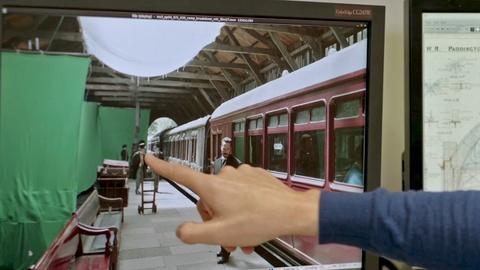 Mr. Selfridge -- Recreating Paddington Station