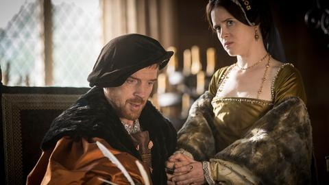 Wolf Hall -- Playing Anne Boleyn