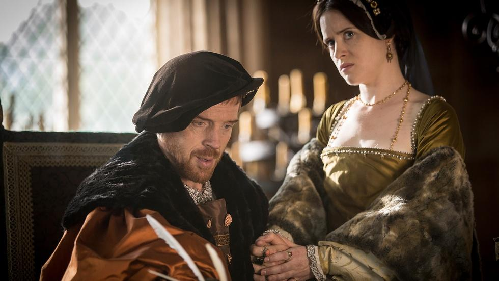Playing Anne Boleyn image