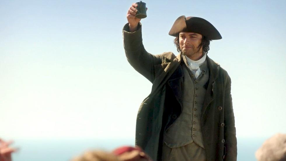 Who is Ross Poldark? image