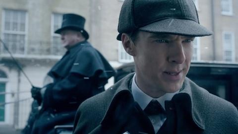 Sherlock - Masterpiece -- A First Look at the Sherlock Special