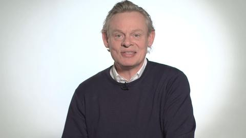 Arthur & George -- Martin Clunes Preview