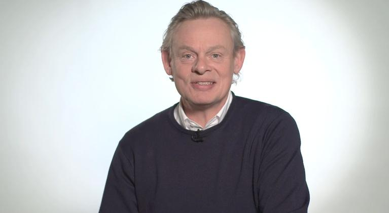 Arthur & George: Martin Clunes Preview