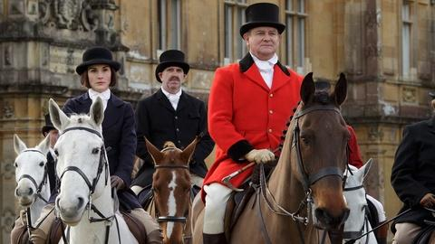 Downton Abbey -- First Look