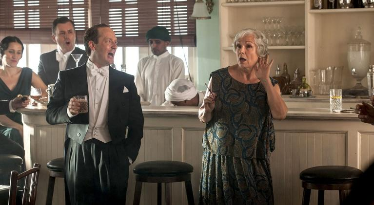 Indian Summers: Scene