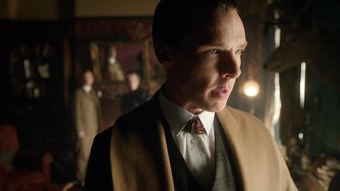 Sherlock -- New Trailer