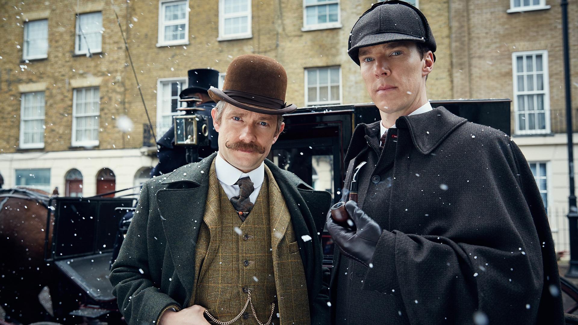 Trailer #2 | Sherlock | PBS