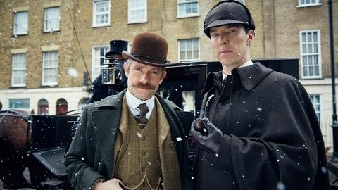 Sherlock -- Trailer #2