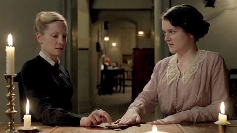 Downton Abbey - Masterpiece -- S6: The Mysterious Downton Abbey