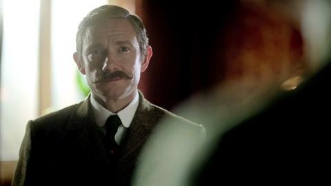 Sherlock -- Teaser
