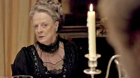 Downton Abbey - Masterpiece -- S6: Dinner Party Drama