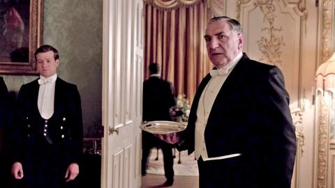 Downton Abbey - Masterpiece -- S6: For Your Amusement