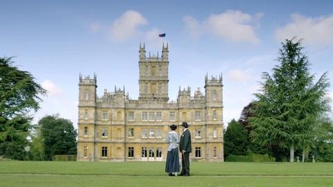 Downton Abbey - Masterpiece -- S6: Welcome Back