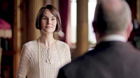 Downton Abbey - Masterpiece -- S6 Ep2: Scene