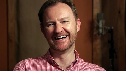 Mark Gatiss Tells 2 Truths & A Lie