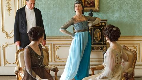 Downton Abbey - Masterpiece -- S6: Best Style Moments