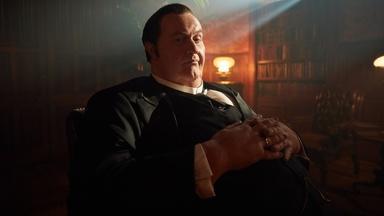 Mycroft's Makeover