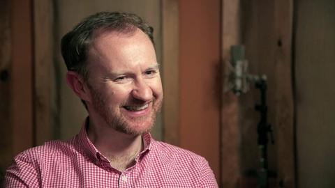 "Sherlock - Masterpiece -- S1: Mark Gatiss Plays ""Would You Rather?"""